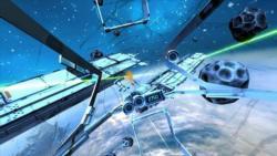 End Space VR for Cardboard source screenshot 2/6