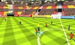 Football fever java game New screenshot 2/6