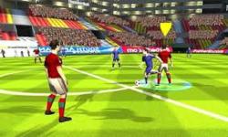 Football fever java game New screenshot 3/6