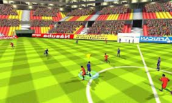 Football fever java game New screenshot 4/6