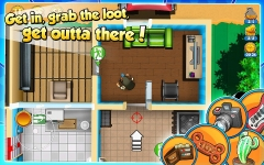 Robbery Bob 2 Double Trouble star screenshot 4/6