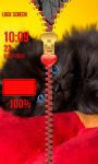 Puffy Pets Zipper Lock Screen screenshot 6/6