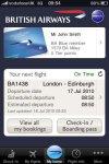 British Airways screenshot 1/1