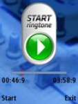 Ringtone maker screenshot 1/1