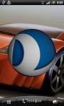 Volkswagen 3D Logo Live Wallpaper screenshot 2/6