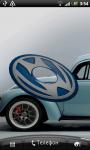 Volkswagen 3D Logo Live Wallpaper screenshot 3/6