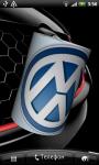 Volkswagen 3D Logo Live Wallpaper screenshot 6/6