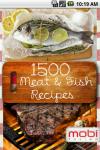 1500 Meat and Fish Recipes screenshot 1/5