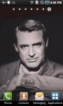 Cary Grant Live Wallpaper screenshot 1/3
