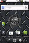 Harley-Davidson Skull Battery Widget screenshot 1/3