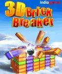 3D BrickBreaker screenshot 1/1