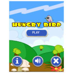 Hungry Bird Lite screenshot 1/4