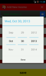 Poker Incomes Reports screenshot 2/3