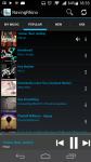 Raving Rhino - Music downloader screenshot 2/4
