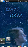 The Fault in Our Stars LWP 2 screenshot 1/3