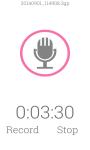 Dictophone screenshot 1/1