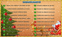 Free Hidden Object Games - Letter to Santa screenshot 4/4