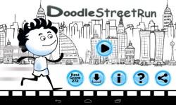 Doodle Street Run screenshot 1/6