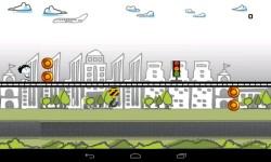 Doodle Street Run screenshot 2/6