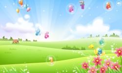 Number Bubbles for Kids screenshot 3/6