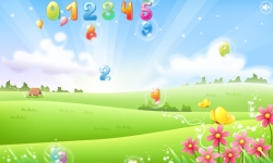 Number Bubbles for Kids screenshot 4/6