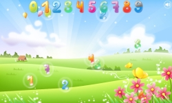 Number Bubbles for Kids screenshot 5/6