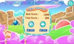 Jumpie :A Candy Loop Free screenshot 6/6