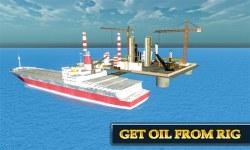 Cargo Ship Oil Transport Truck screenshot 1/3
