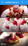 Healthy Baking Recipes screenshot 3/6