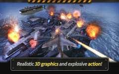 GUNSHIP BATTLE  Helicopter 3D Touch screenshot 2/3