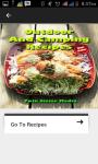 Outdoor And Camping Recipes screenshot 2/4