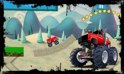 Crazy Hill Climb Racing screenshot 1/4
