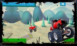 Crazy Hill Climb Racing screenshot 2/4