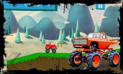 Crazy Hill Climb Racing screenshot 3/4