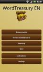 Word Trainer EN Free screenshot 1/6