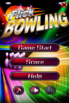 3D Flick Bowling FREE screenshot 4/4