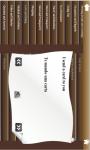 Learn Spanish Language Lite by 4dsofttech screenshot 6/6