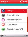 Airtel Mobile TV screenshot 3/6