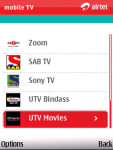 Airtel Mobile TV screenshot 6/6