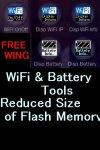 WiFi and Battery Tools screenshot 1/1