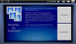 WordokuFree screenshot 1/6