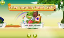 Fruit Rabbit Kids Pedia - The Color Magician screenshot 2/6