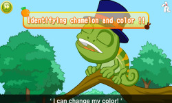 Fruit Rabbit Kids Pedia - The Color Magician screenshot 3/6