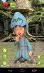Talking Nikito Ninja screenshot 2/6