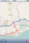 Nerja, Spain, Street Map. screenshot 1/1