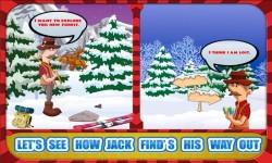 Free Hidden Object - Christmas Tale Santas Castle screenshot 2/4