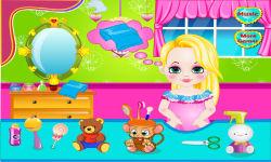 Baby Rapunzel screenshot 2/3