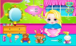 Baby Rapunzel screenshot 3/3