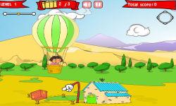 Dora balloon express screenshot 1/3