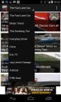 Automotive News Video screenshot 2/6